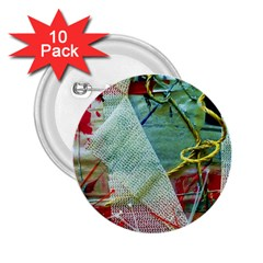 Hidde Strings Of Purity 2 2 25  Buttons (10 Pack)