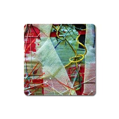 Hidde Strings Of Purity 2 Square Magnet