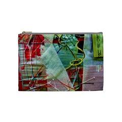 Hidde Strings Of Purity 2 Cosmetic Bag (medium)