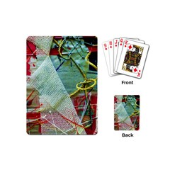 Hidde Strings Of Purity 2 Playing Cards (mini)