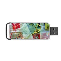 Hidde Strings Of Purity 2 Portable Usb Flash (two Sides) by bestdesignintheworld