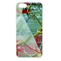 Hidde Strings Of Purity 2 Apple Iphone 5 Seamless Case (white)