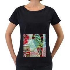 Hidden  Strings Of Purity 2 Women s Loose Fit T Shirt (black)