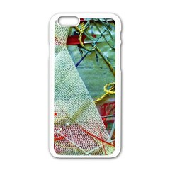 Hidden  Strings Of Purity 2 Apple Iphone 6/6s White Enamel Case