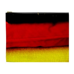 Colors And Fabrics 7 Cosmetic Bag (xl)