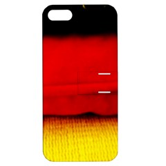 Colors And Fabrics 7 Apple Iphone 5 Hardshell Case With Stand