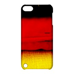 Colors And Fabrics 7 Apple Ipod Touch 5 Hardshell Case With Stand