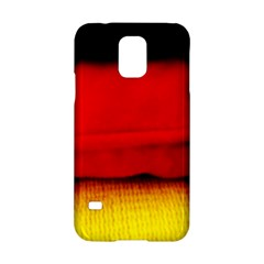 Colors And Fabrics 7 Samsung Galaxy S5 Hardshell Case