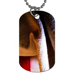 Colors And Fabrics 28 Dog Tag (two Sides)