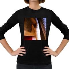 Colors And Fabrics 28 Women s Long Sleeve Dark T Shirts