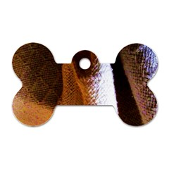 Colors And Fabrics 28 Dog Tag Bone (two Sides)