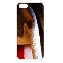 Colors And Fabrics 28 Apple Iphone 5 Seamless Case (white)