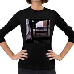 Colors And Fabrics 27 Women s Long Sleeve Dark T Shirts