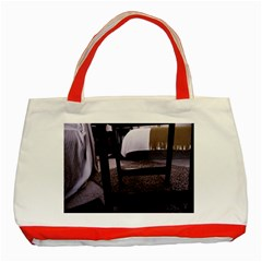 Colors And Fabrics 27 Classic Tote Bag (red)