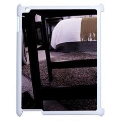 Colors And Fabrics 27 Apple iPad 2 Case (White)
