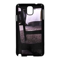 Colors And Fabrics 27 Samsung Galaxy Note 3 Neo Hardshell Case (Black)