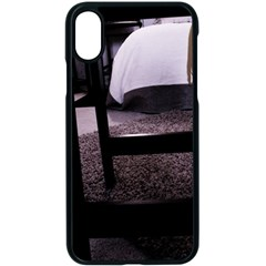 Colors And Fabrics 27 Apple Iphone X Seamless Case (black) by bestdesignintheworld