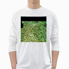 Colors And Fabrics 26 White Long Sleeve T Shirts