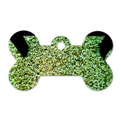 Colors And Fabrics 26 Dog Tag Bone (two Sides)