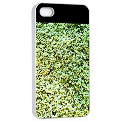 Colors And Fabrics 26 Apple Iphone 4/4s Seamless Case (white)