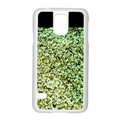 Colors And Fabrics 26 Samsung Galaxy S5 Case (white)