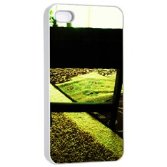 Colors And Fabrics 25 Apple Iphone 4/4s Seamless Case (white)