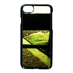 Colors And Fabrics 25 Apple Iphone 7 Seamless Case (black)