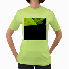 Colors And Fabrics 24 Women s Green T Shirt