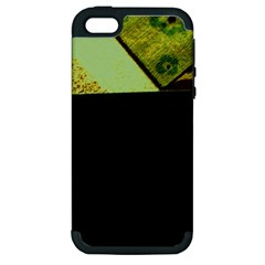 Colors And Fabrics 24 Apple Iphone 5 Hardshell Case (pc+silicone)