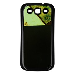 Colors And Fabrics 24 Samsung Galaxy S3 Back Case (black)