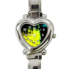 Colors And Fabrics 23 Heart Italian Charm Watch