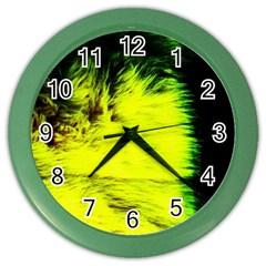 Colors And Fabrics 23 Color Wall Clocks