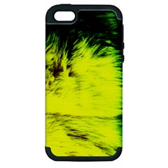 Colors And Fabrics 23 Apple Iphone 5 Hardshell Case (pc+silicone)