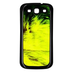 Colors And Fabrics 23 Samsung Galaxy S3 Back Case (black)
