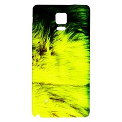 Colors And Fabrics 23 Galaxy Note 4 Back Case by bestdesignintheworld