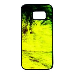 Colors And Fabrics 23 Samsung Galaxy S7 Black Seamless Case