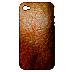 Colors And Fabrics 21 Apple Iphone 4/4s Hardshell Case (pc+silicone)