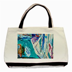 Marine On Balboa Island Basic Tote Bag (two Sides)