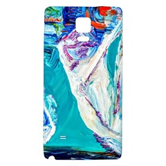Marine On Balboa Island Galaxy Note 4 Back Case