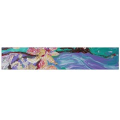 Magnolia By The River Bank Large Flano Scarf