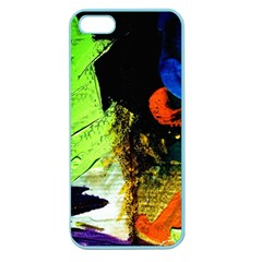 I Wonder Apple Seamless Iphone 5 Case (color)