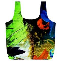 I Wonder Full Print Recycle Bags (l)