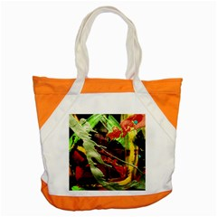 Enigma 1 Accent Tote Bag by bestdesignintheworld