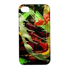Enigma 1 Apple Iphone 4/4s Hardshell Case With Stand