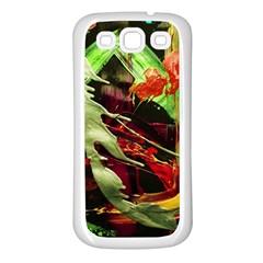 Enigma 1 Samsung Galaxy S3 Back Case (white)