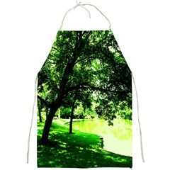 Lake Park 17 Full Print Aprons