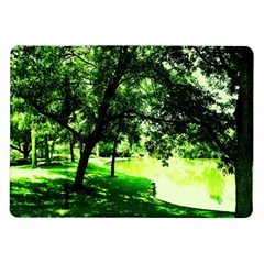Lake Park 17 Samsung Galaxy Tab 10 1  P7500 Flip Case