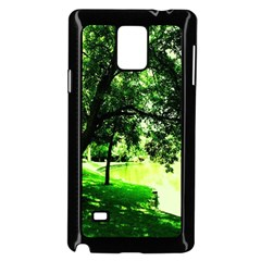 Lake Park 17 Samsung Galaxy Note 4 Case (black)