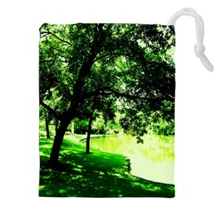Lake Park 17 Drawstring Pouches (xxl)