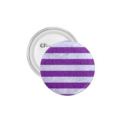 Stripes2white Marble & Purple Denim 1 75  Buttons by trendistuff